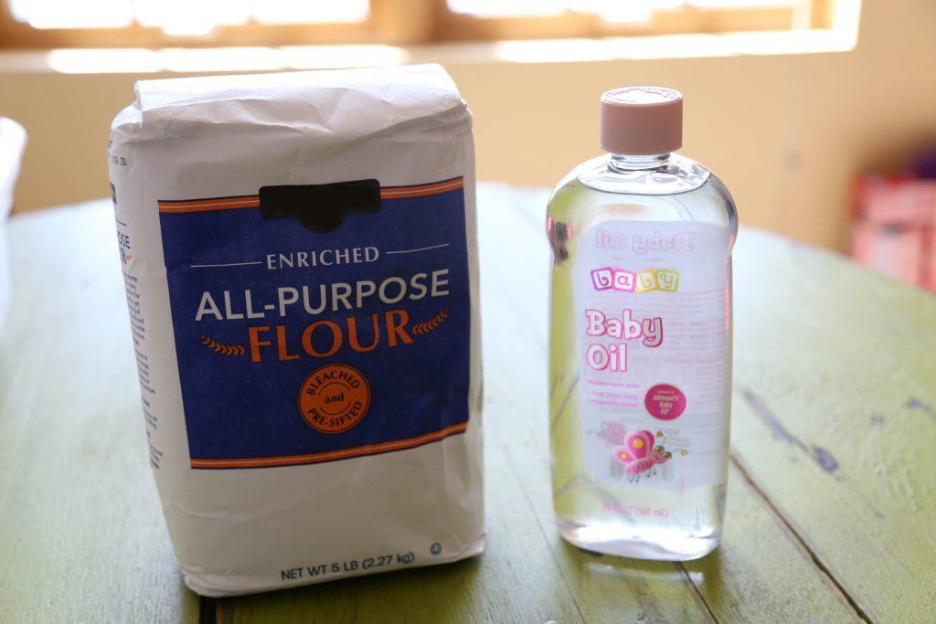 Sand Slime ingredients