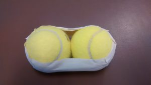 tennis ball test 2
