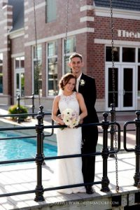Gerber wedding Pella, Iowa