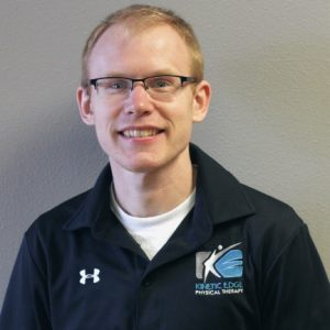 Physical Therapist Joel Watters
