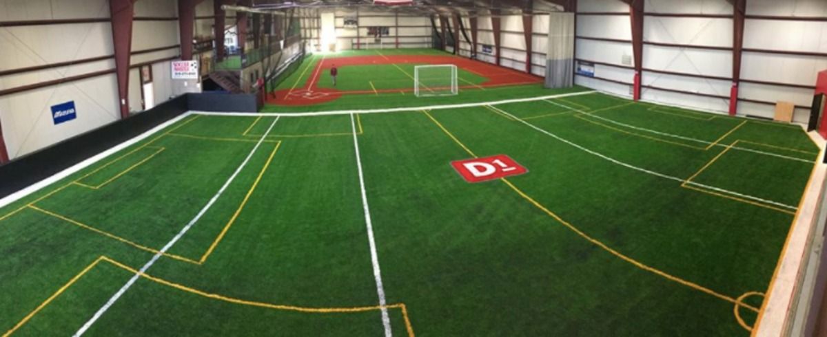Sportplex West, located in Waukee