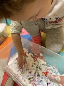Pella Sensory Play at Kinetic Edge