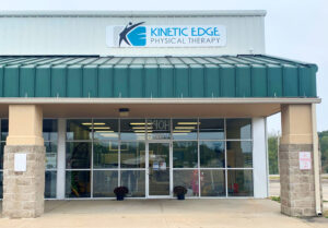 kinetic edge centerville clinic