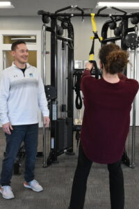 physical therapy oskaloosa