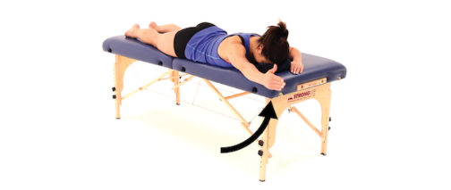 Scapular stability and control